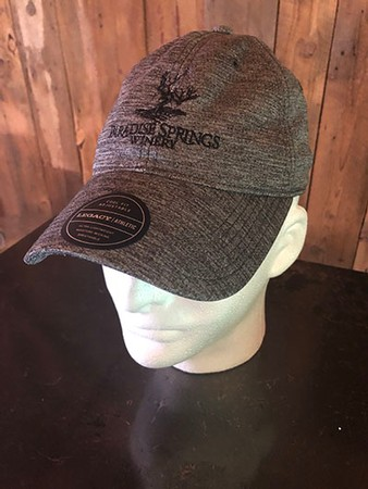Athletic Logo Hat Gray