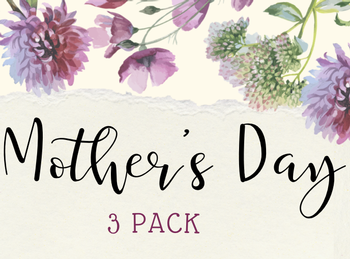 Mother's Day 3 Pack
