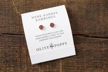 Olive & Poppy Earrings